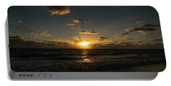 Sun Beam Sunrise Delray Beach Florida Portable Battery Charger
