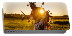 Sun Dance Portable Battery Charger