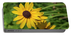 Sun Drenched Daisy Portable Battery Charger