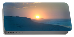 Portable Battery Charger featuring the photograph Sun Dune by  Newwwman