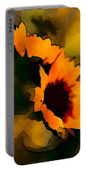 Sun Flower Portable Battery Charger