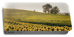 Sun Flowers II Portable Battery Charger