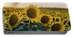 Sun Flowers IIi Portable Battery Charger