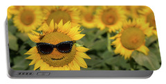 Sun-glasses Portable Battery Charger