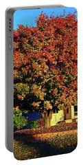 Sun-shining Autumn Portable Battery Charger