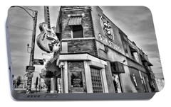 Sun Studio - Memphis #2 Portable Battery Charger by Stephen Stookey