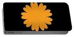 Sunburst Bloom Portable Battery Charger