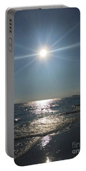 Sunburst Reflection Portable Battery Charger