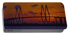 Sundown In Baytown Portable Battery Charger