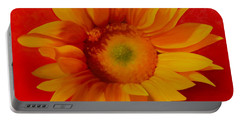 Sunflower #2 Portable Battery Charger