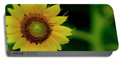 Portable Battery Charger featuring the photograph Sunflower 2017 10 by Buddy Scott