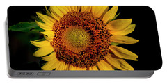 Portable Battery Charger featuring the photograph Sunflower 2017 12 by Buddy Scott
