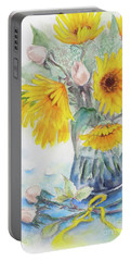 Sunflower-4 Portable Battery Charger