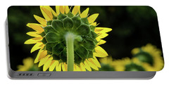 Sunflower Back Portable Battery Charger