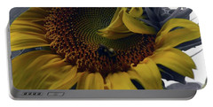 Sunflower Bee Portable Battery Charger
