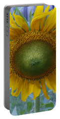 Sunflower Portable Battery Charger by Catherine Alfidi