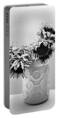 Sunflower Circle Of Light Portable Battery Charger