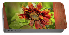 Sunflower #g5 Portable Battery Charger