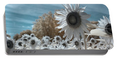 Sunflower Infrared  Portable Battery Charger
