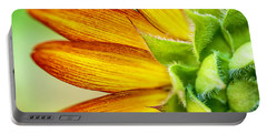 Sunflower Macro 1 Portable Battery Charger