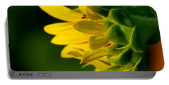 Sunflower Morning Portable Battery Charger