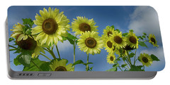 Sunflower Party Portable Battery Charger