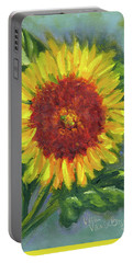 Sunflower Seed Packet Portable Battery Charger