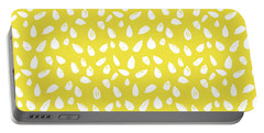 Portable Battery Charger featuring the mixed media Sunflower Seeds- Art By Linda Woods by Linda Woods