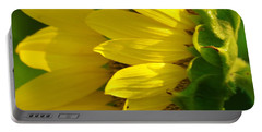 Sunflower Side Portable Battery Charger
