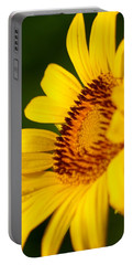 Sunflower Side Light Portable Battery Charger