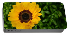 Sunflower Still Life 2 Portable Battery Charger