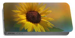Sunflower Summer Portable Battery Charger