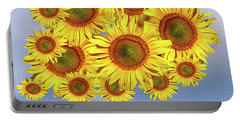 Sunflower Tree Portable Battery Charger
