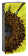 Sunflower Up Close Portable Battery Charger