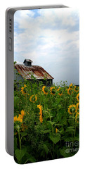 Sunflowers Rt 6 Portable Battery Charger