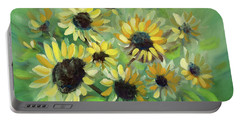 Sunflowers33 Portable Battery Charger