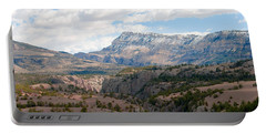 Sunlight Creek Of Wy Portable Battery Charger