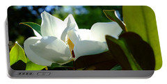Sunlit Bloom Portable Battery Charger