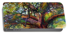 Sunlit Century Tree Portable Battery Charger