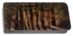 Sunlit Forest Portable Battery Charger