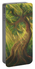 Sunlit Tree Portable Battery Charger
