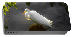 Sunny Egret Portable Battery Charger