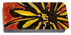 Sunny Hues Watercolor Portable Battery Charger