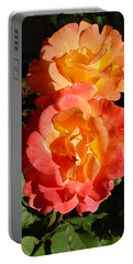 Sunny Roses Portable Battery Charger