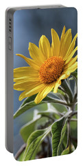Portable Battery Charger featuring the photograph Sunny Side Up  by Saija Lehtonen