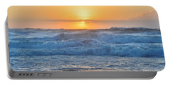 Sunrise 18th Of June Portable Battery Charger