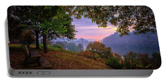 Sunrise At River Rd  Portable Battery Charger