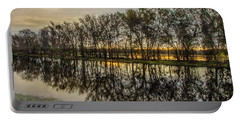 Sunrise At Brazos Portable Battery Charger