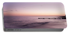 Portable Battery Charger featuring the photograph Sunrise At Busselton by Ivy Ho