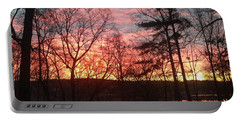 Sunrise At Carolina Trace Portable Battery Charger
